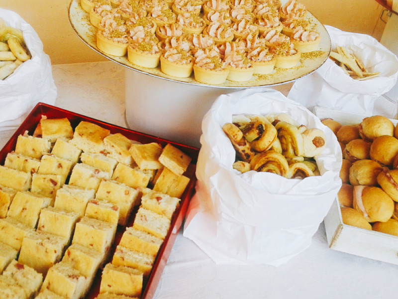 A-buffet catering