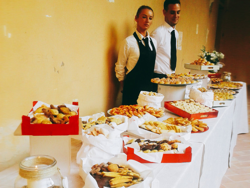 briciole golose buffet catering3