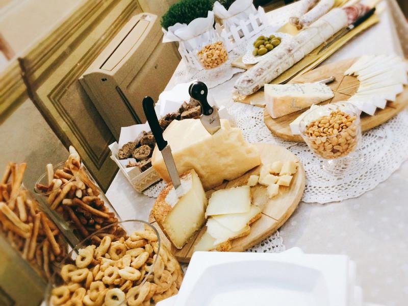 briciole golose buffet cateringA